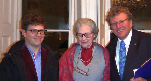 Yehuda Inbar (3rd Prize) with Noretta Conci and Piers Lane