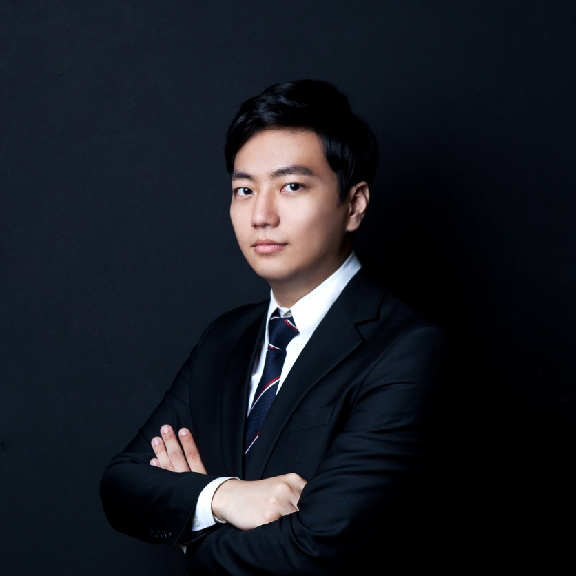 First Prize: Minkyu Kim (Royal Conservatoire of Scotland)