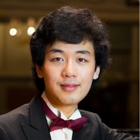 Joint Third Prize: Yuanfan Yang (Royal Academy of Music(